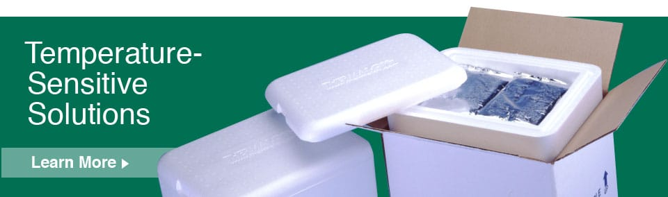 Foam Molding Thermal Packaging