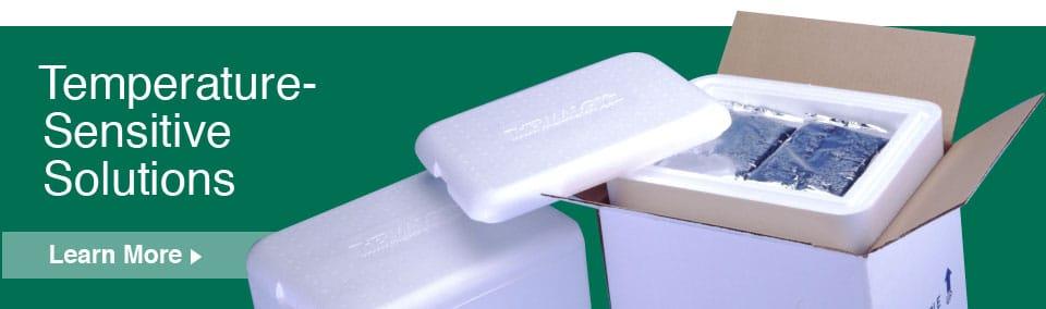 Foam Molding Thermal Packaging
