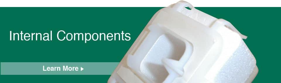 Foam Molding Internal Components