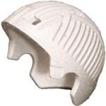 Polyfoam ski helmet liner