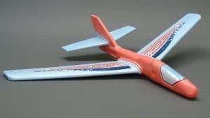 foam airplane