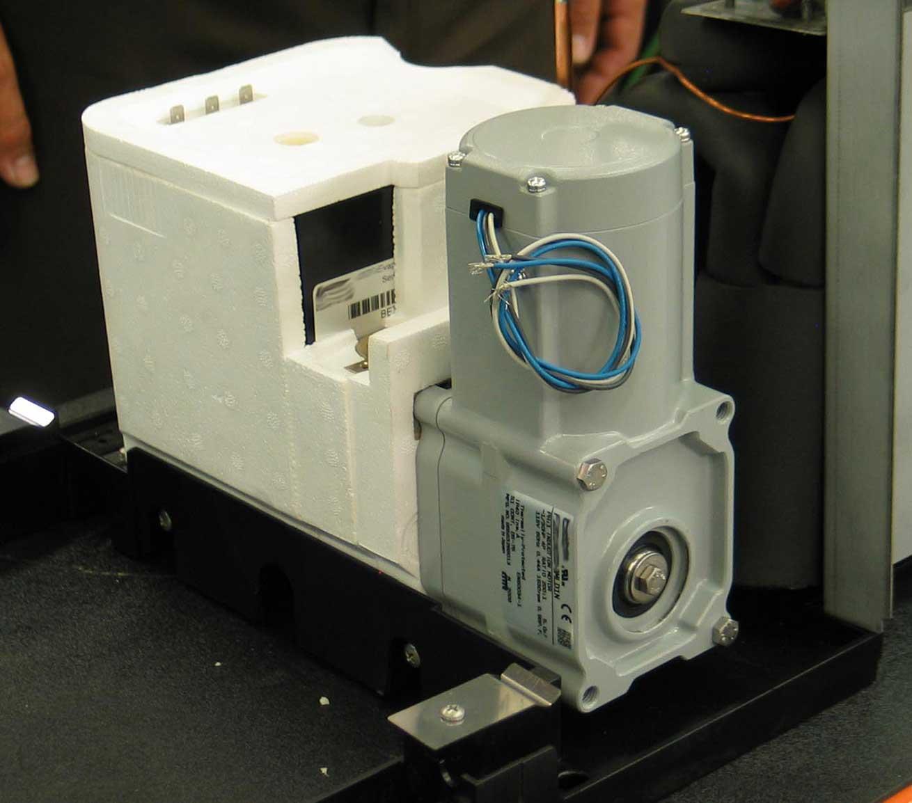 Ice Maker Insulation