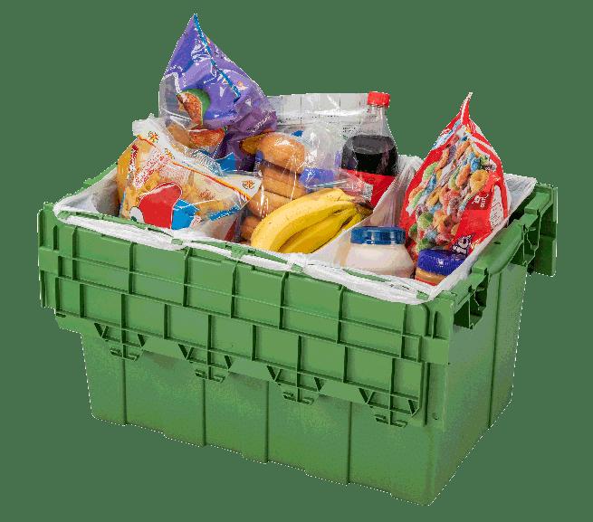 Non-Perishable Grocery Delivery