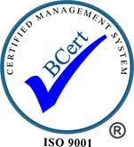 Becert ISO 9001 Polyfoam LLC